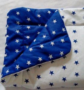 Одеяло- конверт на выписку и кокон