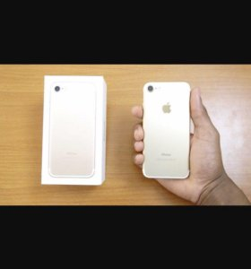 Айфон 7 голд 128 гб