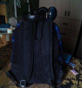 Рюкзак с наушниками