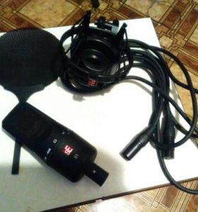 Конденсаторный микрофон se electronics x1 vocal pa