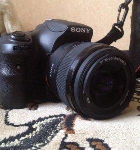 Зеркальный фотоаппарат Sony a58