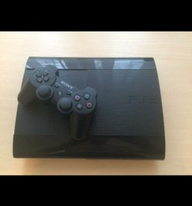 PS3 SS 600gb