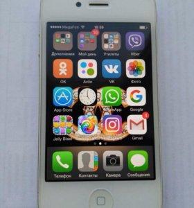 Продам телефон iPhone 4