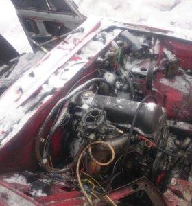 Двигатель ваз 2106 классика
