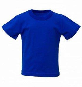 Однотонные футболочки