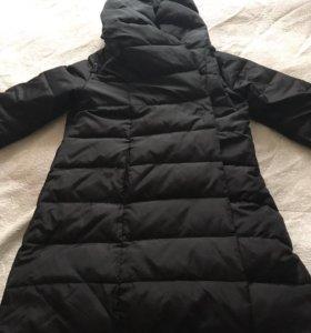 Пуховик-пальто Attesa для беременных
