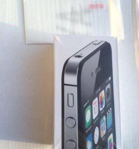 iPhone 4s 16gb НОВЫЙ!!!