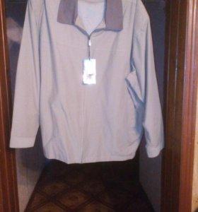 Куртка мужская размер 70.