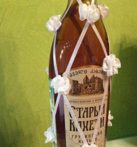 Украшение для бутылки