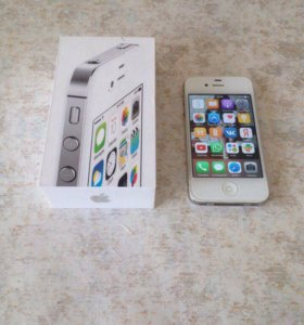Продам iPhone 4s на 8GB