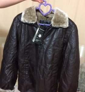 Куртки-Кожаные