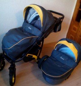 Детская коляска Carera 2 в 1.