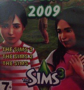Антология The SIMS 3, sims 2, sims 3 питомцы