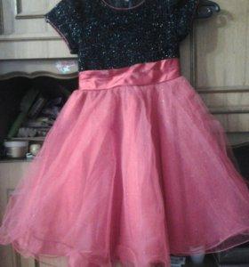Платье100-110