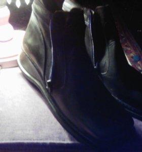 Женские новые полу ботинки