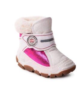 Зимние ботинки Olang 23-24 телька 15,5 см