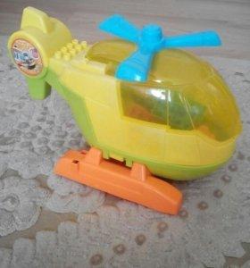 Вертолет-конструктор б/у