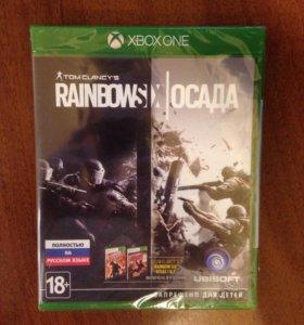 Tom Clancy's Rainbow Six Siege для Xbox One