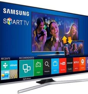 Телевизор Samsung smart tv (led 50')