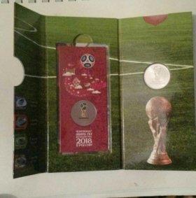 набор просвещенный Чемпионату мира по футболу2018