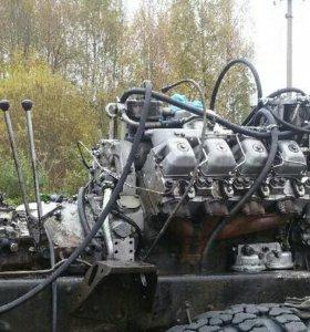 Двигатель Камаз-Урал