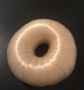 Валик , бублик, круг на волосы для причесок