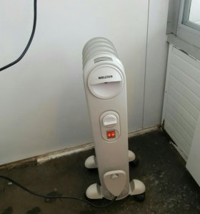 Радиатор масленный
