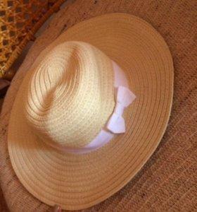 Новая шляпа для девочки