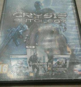 """Компьютерная игра """"Crysis antology"""""""