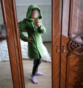 Пальто куртка кашемир