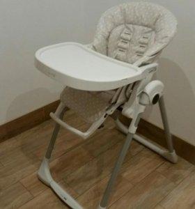 стульчик для кормления pegperego