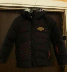 Куртка на рост от 116 см