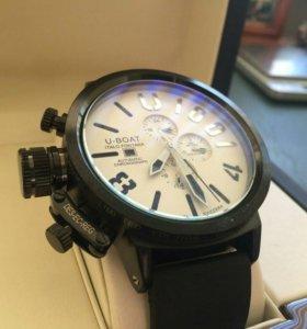 U-Boat — Flightdeck — Black Ceramic Shiny