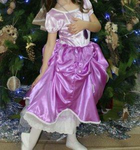 Платье 108-115рост