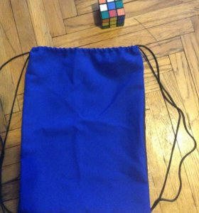детский двухцветный мешок