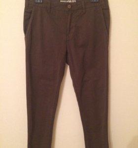 Новые мужские брюки PULL BEAR