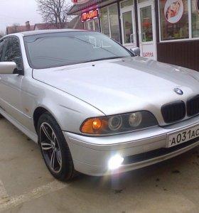 BMW 525i (E39) 2002г. 2.5 АТ 192 л.с.