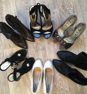Босоножки, туфли, ботинки