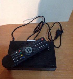 ТВ приставка декодер opticum decoder HD x2