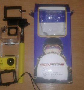 Экшн камера smarterra