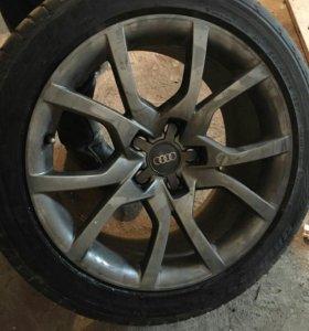 Комплект колес для Ауди r18