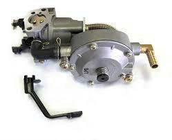 Карбюратор двухтопливный (бензин+газ) на генератор
