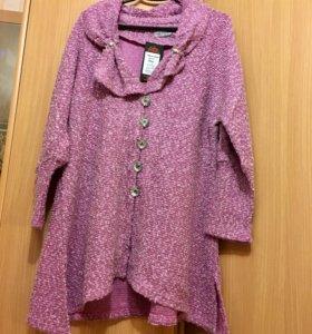 Новый свитер, кофта, кардиган 58-60