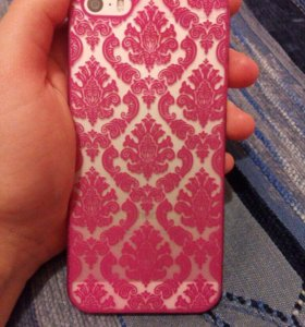 Чехол на iPhone 5c, 5s, 5 и se.