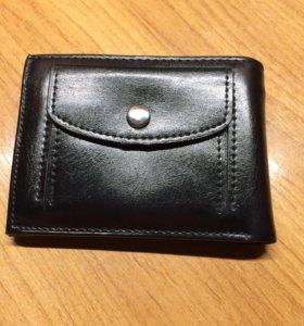 Мужской кошелёк зажим