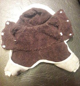 Теплый костюм на маленьких собак