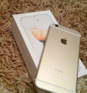 iPone 6s Gold 16GB