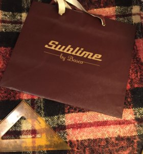 Пакет Sublime by Bosco