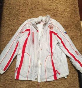 Новая куртка Forward