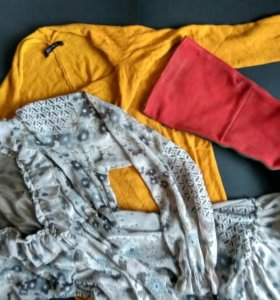 Платье,шарф,пиджак